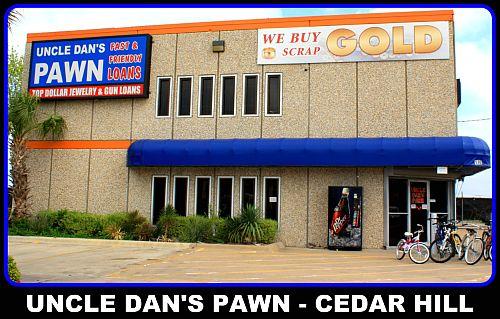 Cedar Hill Store WP