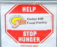 cedar hill food pantry Food Recipe