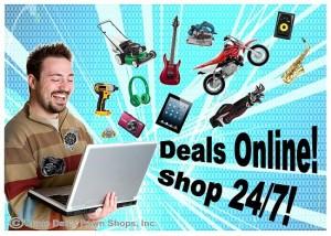 UDP - Deals online ad