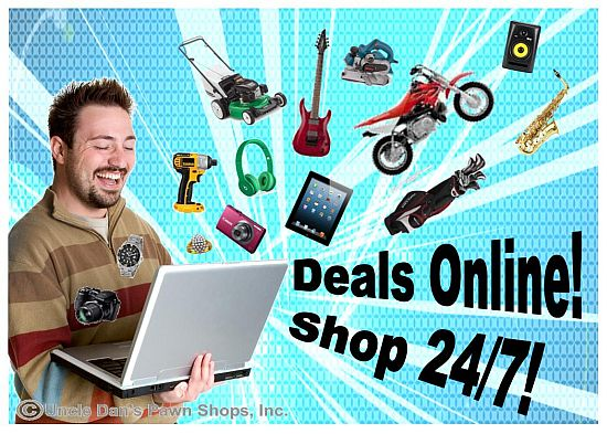 Online shopping deals today