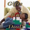 thumbnail image of father playing with son and words Gifts for Dad