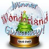 Thumbnail image of snow globe with Winner Wonderland Giveaway.