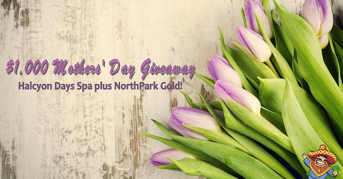 Uncle Dan's Mothers' Day Giveaway valued at $1,000!