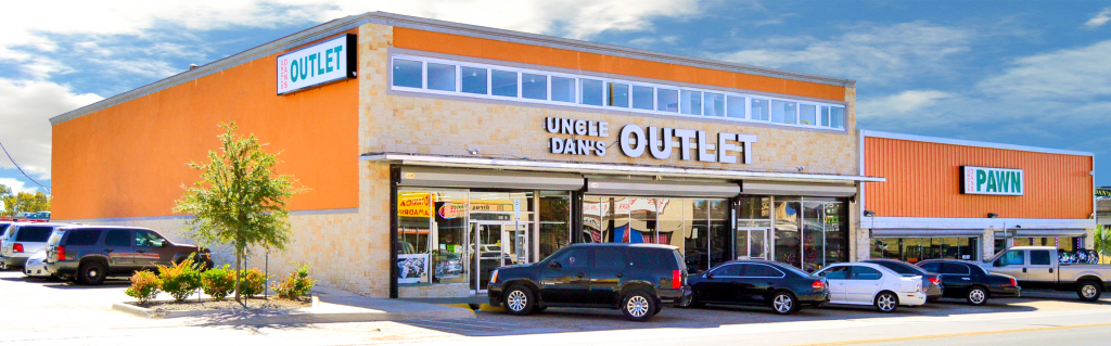 Uncle Dan's Outlet - Our New Retail Outlet on E. Grand!