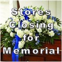 Stores Closing Memorial Service Charles R. Fisher