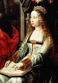 Queen Isabella of Spain pawns crown jewels