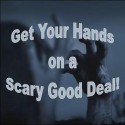 Spooktacular Inventory Blowout! Get Your Hands on a Scary Good Deal!