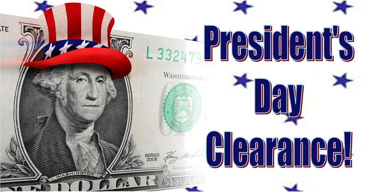 Uncle Dan's Pawn Shops - President's Day Clearance Sale