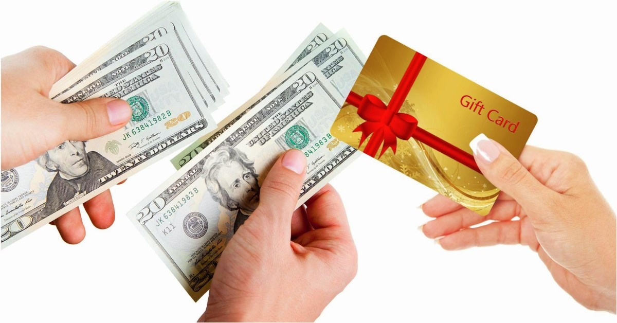 Gift Cards: When Selling Gift Cards Outweighs Using Them