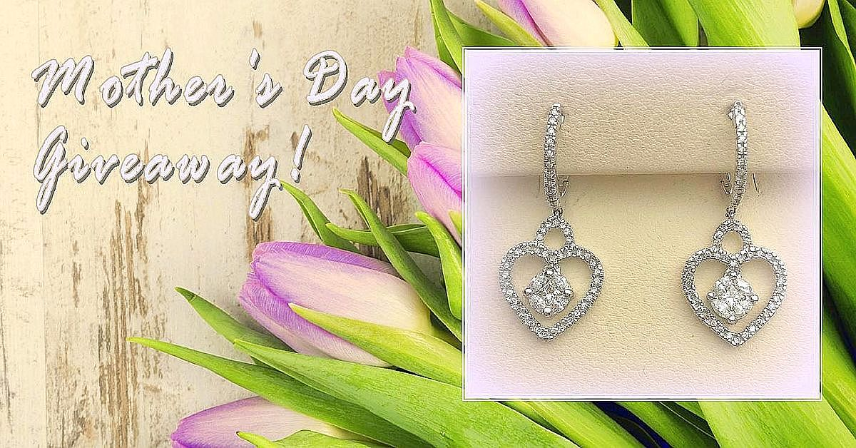 Uncle Dan's Mother's Day 1K Giveaway: Enter to Win Diamond Earrings