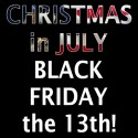 Christmas in July Black Friday 2018