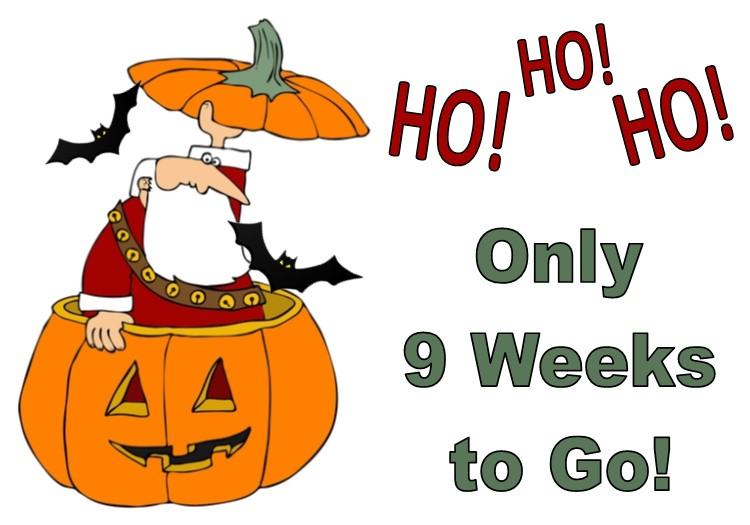 Grab a Spooky Good Deal: Santa Pumpkin Countdown