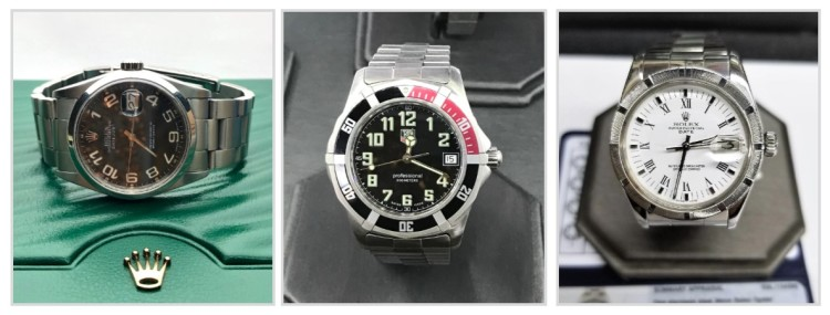 Ho-Ho-Holiday Super Sale: Save 30% on Designer Watches