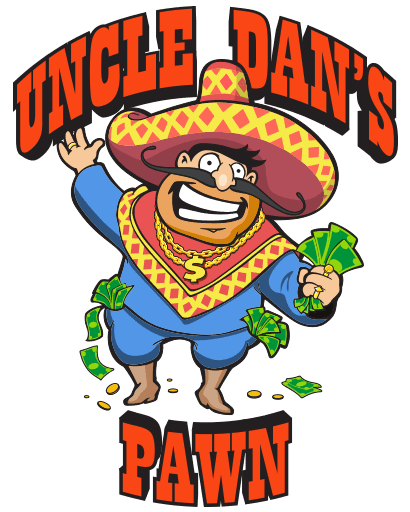 Uncle Dan's Pawn Shop Logo
